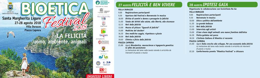 27-28 agosto a Santa Margherita Ligure